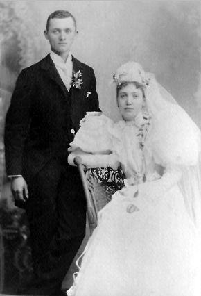 John and Mary (Müller) Dehen, Minnesota 1896