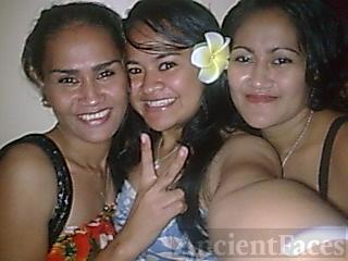 Villa Silva ,Janella Silva & Elaine Silva, Samoa