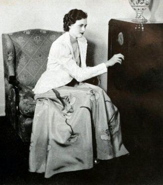 Frances Crawford, Florida, 1938