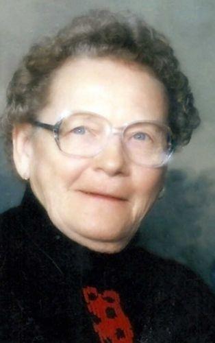 Velma Faye Austin