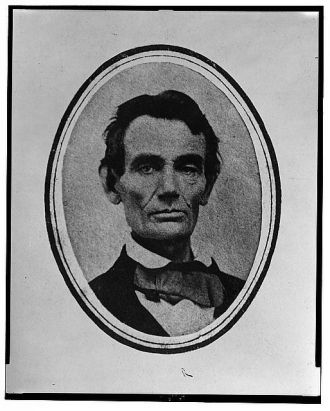 Abraham Lincoln, another  view