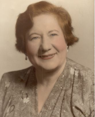 A photo of Anna Lamantia