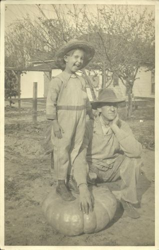Marian and Henry Bills ca. 1919