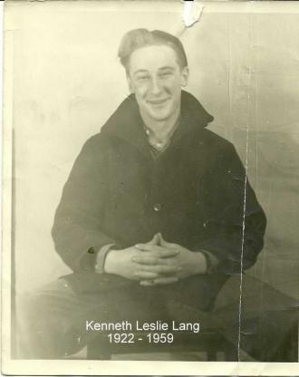 Kenneth Leslie Lang