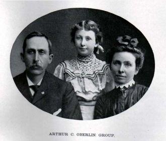 Arthur C. Oberlin Family, Ohio