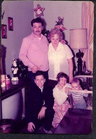 Schreiner Family 1975
