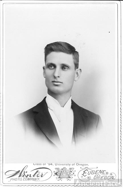 Graduate Class of 1894, University of OR
