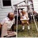 Jack Wilburn Hoch & child