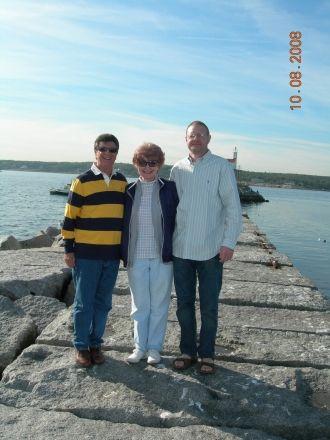 Carole & Mark Nason, Albert Rego