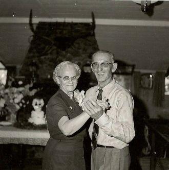Ray and Mable McDorman, 1963
