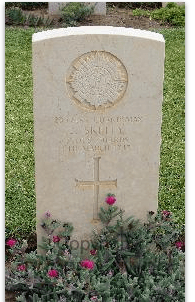 James  Skelly gravesite