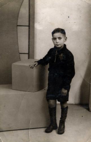 A photo of Abram Kroonenberg