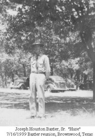 Joseph Houston Baxter