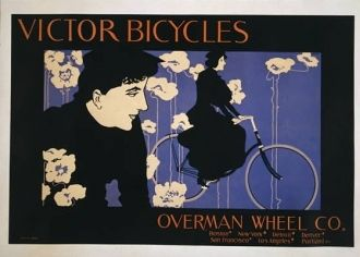 Victor Bicycles Overman Wheel Co.