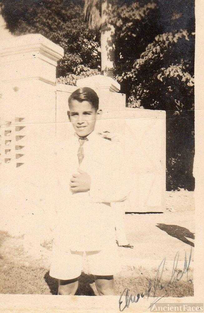 Andre Rene Bacuzzi, Haiti