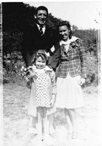 John, Winnie, & JoAnne Walker
