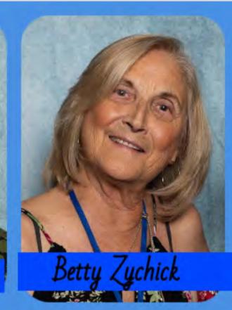 Betty Ann (Zychick) Lenon