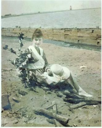 Grandmother Garber, 1918 Ontario Canada