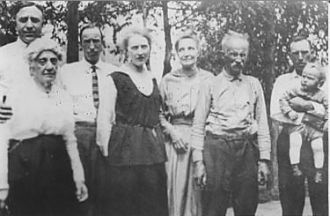 A photo of Mary Mae Vinals Van Tassel
