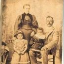 Walter SCOTT & family