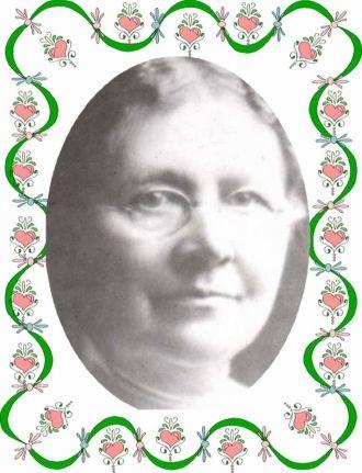 Julia Frederika  (Hansen) Bagley