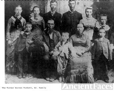 The Turner Warren Turkett,Sr.Famil