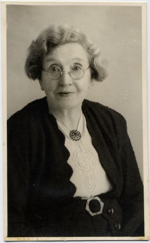 Mary Sargeant Fraser