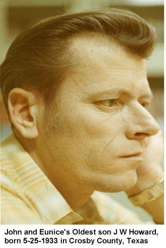 A photo of John W Howard