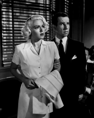 Hume Cronyn and Lana Turner