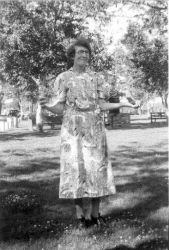 Great Grandmother Senia Retta Hill