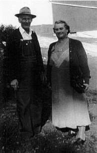 Cora & Oscar Morch, 1954