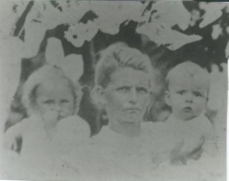 A photo of Ida J Burch