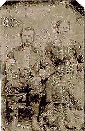 John F. and Melissa Walker McCrea