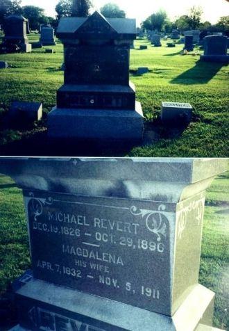 A photo of Michael  Revert