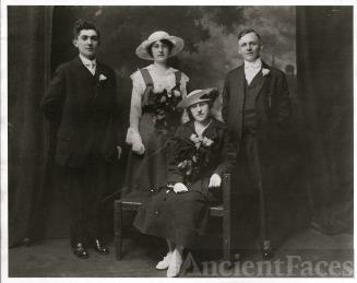 Elizabeth (Kreutz) & Carl Dornburg Wedding