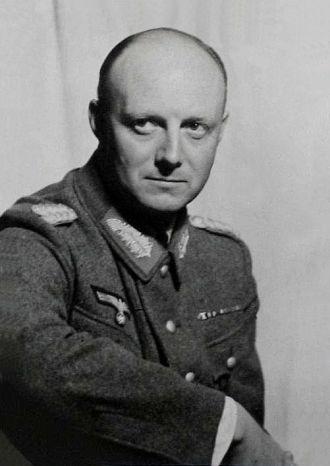 A photo of Henning vonTresckow
