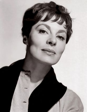 A photo of Viveca Lindfors