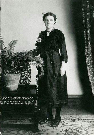 Gertrude May Wagner