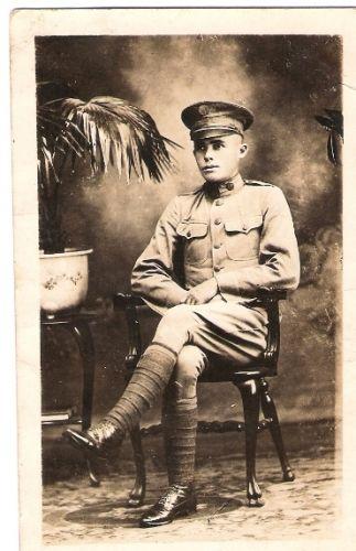 Unknown Soldier, c. 1920s