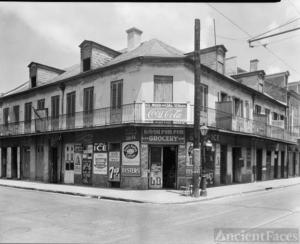 701 Bourbon Street New Orleans