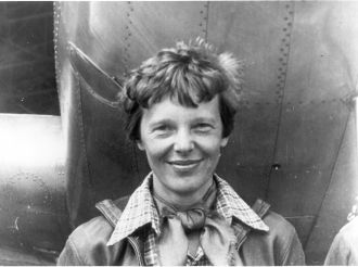 Amelia Earhart - 120th Birthday