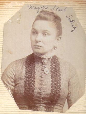 Margaret (Steeb) Shultz