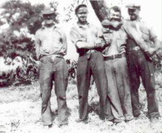 James, Charles, & Calvin Bissett