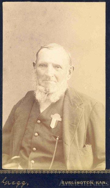 Andrew Franklin double war veteran