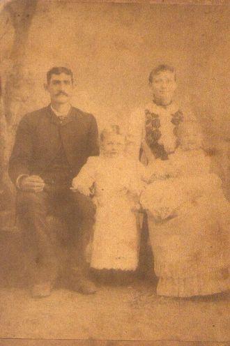 Mr. & Mrs. McLeod & Child