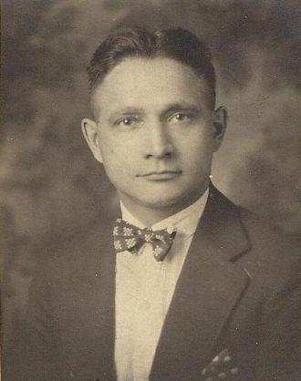 A photo of Richard Bartoš