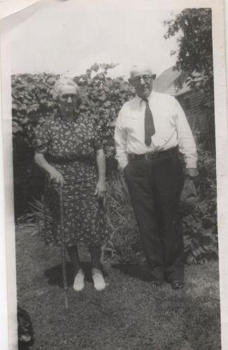 Charles & Bessie Short, MA