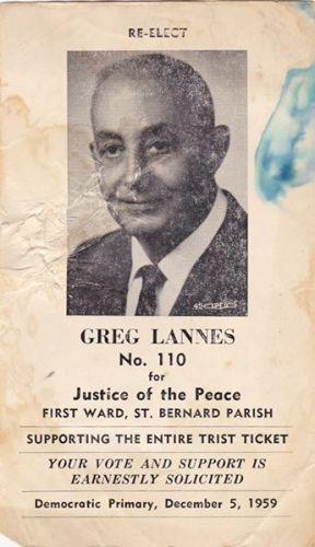 Greg Lannes Sr.