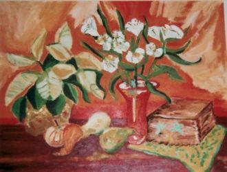 Yvette Raderman's Art