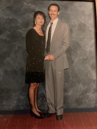 Mr and Mrs Grimshaw